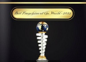 premios best franchisee of the world
