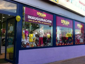franquicias baratas dream store