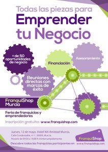 Feria FranquiShop Murcia
